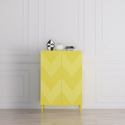 Комод Bossca BBOS-6 Yellow